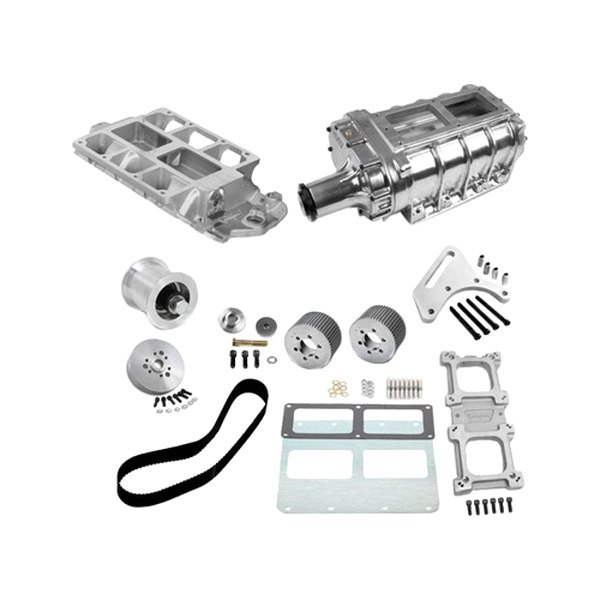 Weiand® - 8-71 Street Polished Supercharger