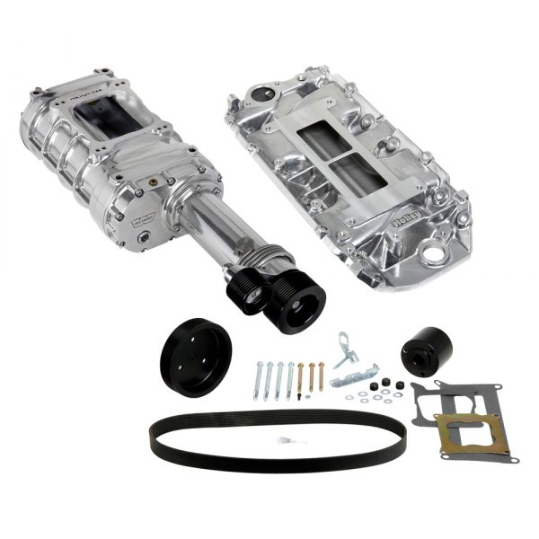 Weiand® - 177 Blower Pro-Street Supercharger Kit