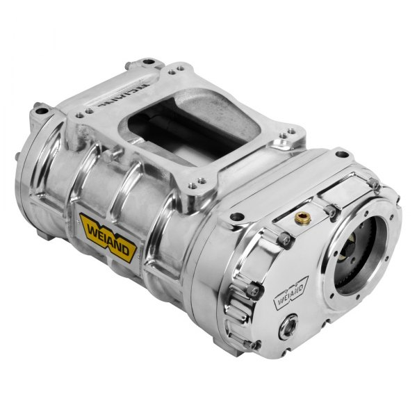 Roots Supercharger Carbs: Weiand 177 Supercharger Review