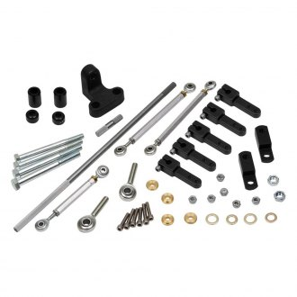 Weiand® - 2x4 Carburetor Linkage Kit