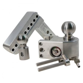 "Weigh Safe® - Class 4 Adjustable Ball Mount for 2"" Receivers"