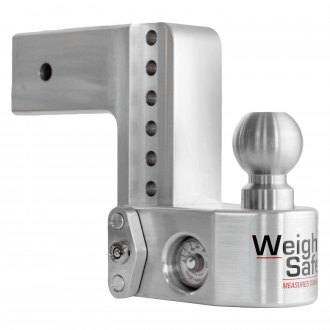 "Weigh Safe® - Class 5 Adjustable Ball Mount for 3"" Receivers"