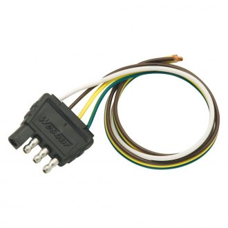 Wesbar® - 4-Flat Connector