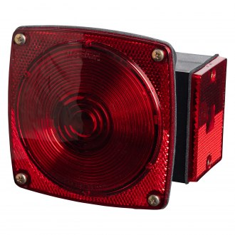 Wesbar® - 6-Function Submersible Passenger Side/Curbside Tail Light
