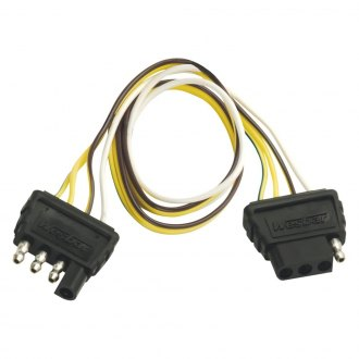"Wesbar® - 2"" 4-Flat Extension Harness"
