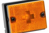 Wesbar® - Amber Side Marker/Clearance Light