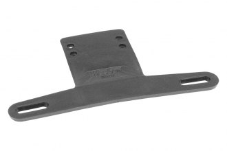 Wesbar® - Plastic License Plate Bracket
