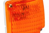 Wesbar® - PC Rated Amber Side Marker/Clearance Light