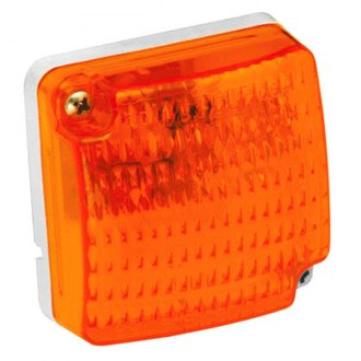 Wesbar® - PC Rated Amber Side Marker/Clearance Light with Carton Package