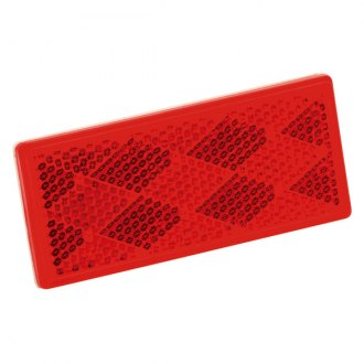 Wesbar® - Red Adhesive Mount Reflector