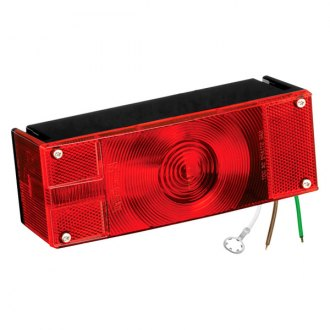 Wesbar® - Over 80 8-Function Low Profile Tail Light with Stripped Leads