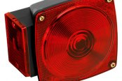 "Wesbar® - Under 80"" 7-Function Submersible Tail Light"