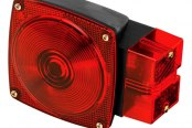"Wesbar® - Over 80"" 8-Function Submersible Tail Light"