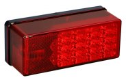 Wesbar® - LED Low Profile Tail Light