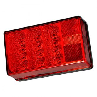 Wesbar® - Tail Light with 3 Wire Pigtail