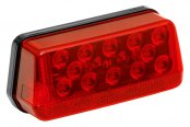 Wesbar® - 7-Function LED Wrap-Around Tail Light
