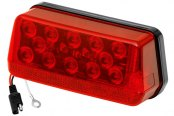 Wesbar® - 8-Function LED Wrap-Around Tail Light