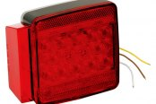 Wesbar® - U-80 LED LH Submers Tail Lamp
