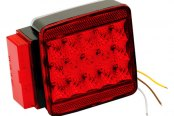 "Wesbar® - 80"" LED Submersible Tail Light"