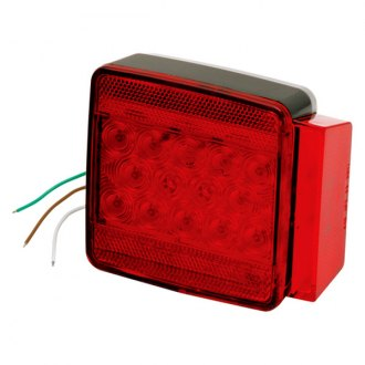 Wesbar® - U-80 LED RH Submers Tail Lamp