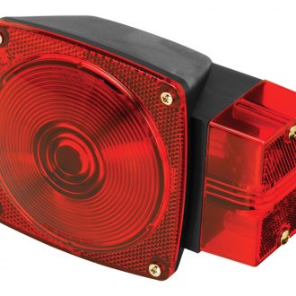 "Wesbar® - 80 Series Right/Curbside 7-Function Over 80"" Combination Tail Light"