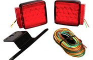 "Wesbar® - 80"" Combination Tail Light Kit"