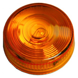 Wesbar® - 2-3/4 Round Amber Clearance Light