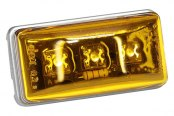 Wesbar® - 99 Series Amber LED Clearance Light Module