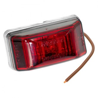 Wesbar® - 99 Series Red LED Clearance Light Module