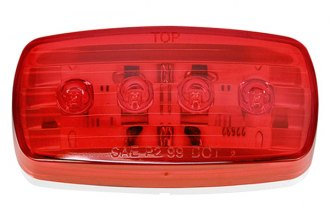 Wesbar® - 58 Series LED Side Marker Clearance Light