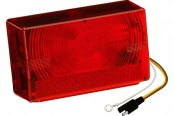 "Wesbar® - Over 80"" Submersible Tail Light"