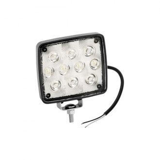 Wesbar® - Rectangular Auxiliary LED Work Light