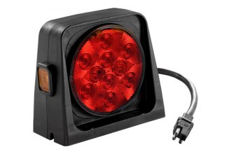 Wesbar® - LED Amber / Red Dual AG Light