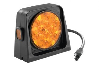 Wesbar® - LED Amber/Amber Single AG Light