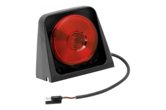 Wesbar® - Red Single Ag Light with Red/Black