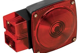 Wesbar® - 8-Function Submersible Taillight Left/Roadside >80""