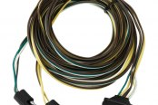 Wesbar® - Economy Rear Wishbone Ag Extension Harness