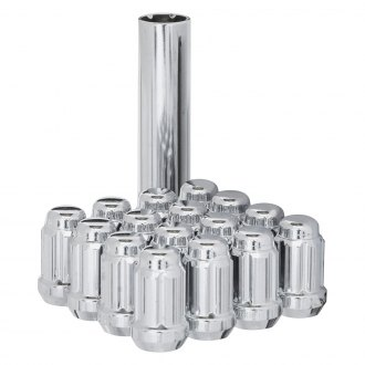 West Coast® - Cone Seat Closed End Spline Lug Nut
