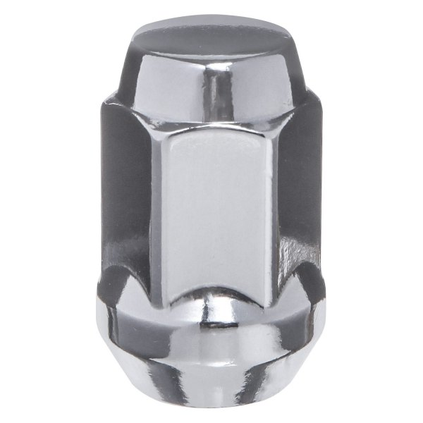 West Coast® - Chrome Cone Seat Bulge Acorn Closed End Lug Nut