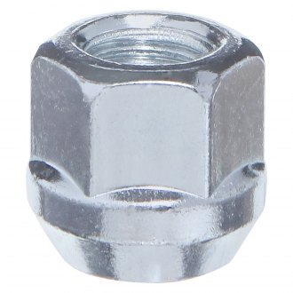 West Coast® - Chrome Cone Seat Acorn Bulge Open End Lug Nuts