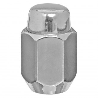 West Coast® - 2-Piece Cone Seat Standard Acorn Closed End Lug Nut
