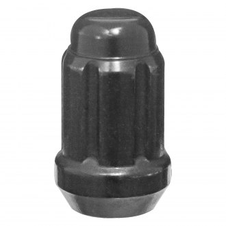 West Coast® - Cone Seat Spline Closed End Lug Nuts