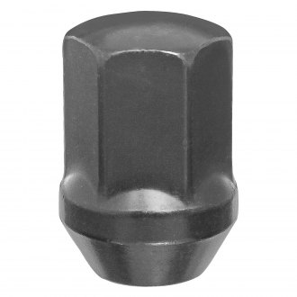 West Coast® - Black Cone Seat Large OE Style Lug Nut