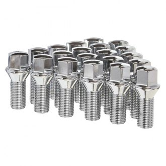 West Coast® - Chrome Cone Seat Bolt Wheel Installation Kit