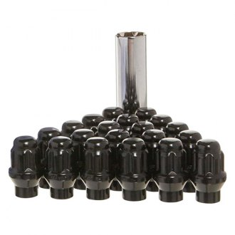 West Coast® - 5 Lug Black Spline Closed ET Installation Kit