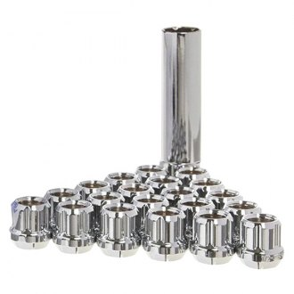 West Coast® - 5 Lug Open End Spline Installation Kit