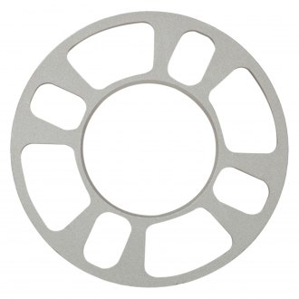 West Coast® - Silver Aluminum Wheel Spacer