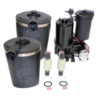 1997 Lincoln Town Car Replacement Air Suspension Components Carid Com