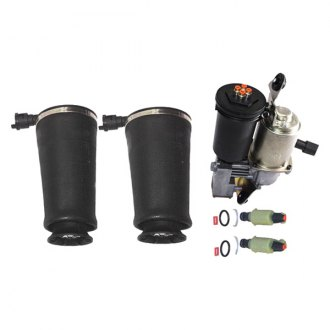 2001 Lincoln Town Car Replacement Air Suspension Components Carid Com