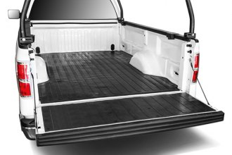Image may not reflect your exact vehicle! Westin® - Bed Mat, Installed